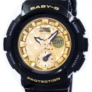 Casio Baby-G Shock Resistant World Time Analog Digital BGA-195M-1A Women's Watch