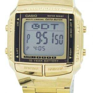 Casio Databank Telememo DB-360G-9A Men's Watch