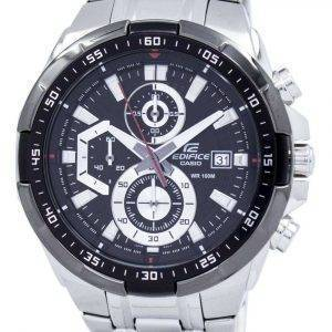 Casio Edifice Chronograph 100M EFR-539D-1AV Mens Watch