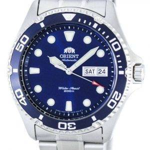 Orient Ray II Automatic Power Reserve 200M FAA02005D9 Men's Watch