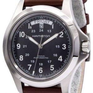 Hamilton Automatic Khaki King H64455533 Mens Watch