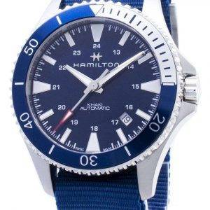 Hamilton Khaki Navy Scuba H82345941 Automatic Analog Men's Watch