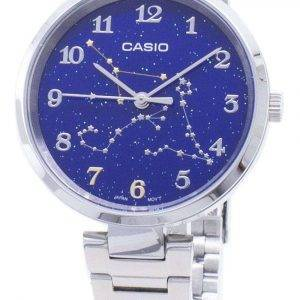 Casio Quartz LTP-E04D-2A LTPE04D-2A Analog Women's Watch