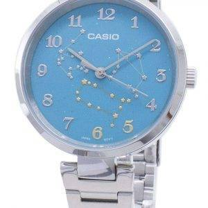 Casio Quartz LTP-E07D-3A LTPE07D-3A Analog Women's Watch
