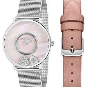 Morellato Vita Quartz Diamond Accents R0153150509 Women's Watch