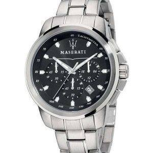 Maserati Successo Chronograph Tachymeter Quartz R8873621001 Men's Watch