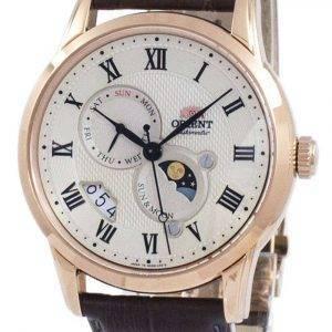 Orient Automatic Sun And Moon SAK00001Y0 Men's Watch