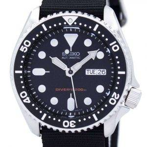 Seiko Automatic Divers 200M NATO Strap SKX007K1-NATO4 Mens Watch
