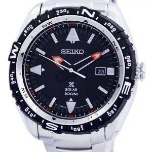 Seiko Prospex Land Solar Powered 100M SNE421 SNE421P1 SNE421P Men's Watch