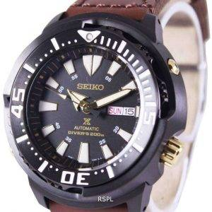 Seiko Prospex Baby Tuna Automatic Divers 200M Canvas Strap SRP641K1-NS1 Mens Watch