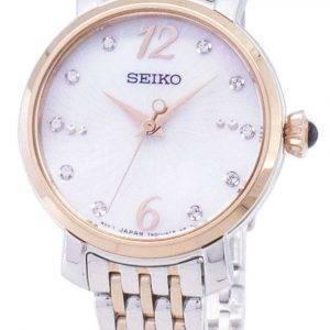 Seiko Quartz SRZ524P SRZ524P1 SRZ524 Analog Women's Watch