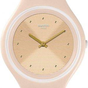 Swatch Big Skinskin Analog Quartz SVUT100 Unisex Watch