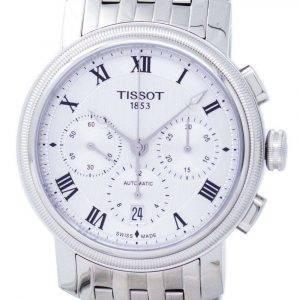 Tissot T-Classic Bridgeport Chronograph Automatic T097.427.11.033.00 T0974271103300 Men's Watch
