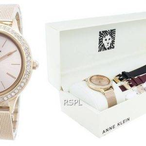 Anne Klein 3418RGST Diamond Accent Quartz Women's Watch
