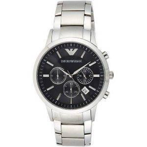 Emporio Armani Classic AR2434 Chronograph Quartz Men's Watch