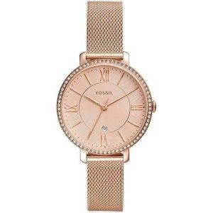 Fossil Jacqueline ES4628 Diamond Accents Quartz Women's Watch