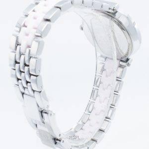 Anne Klein 3159LPSV Diamond Accents Quartz Women's Watch