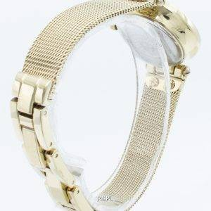 Anne Klein 3424GBST Diamond Accents Quartz Women's Watch