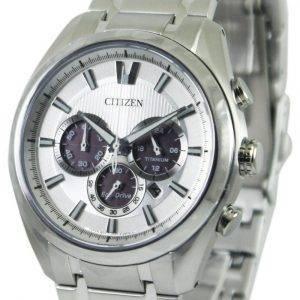 Citizen Eco-Drive Titanium Chronograph CA4010-58A Men's Watch