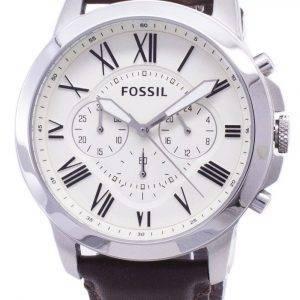 Fossil Grant Chronograph FS4735 Men's Watch