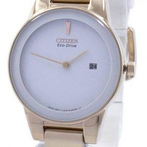 """Citizen Eco-Drive """"Axiom"""" GA1053-01A Women's Watch"""
