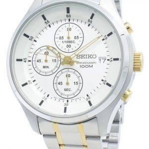 Seiko Chronograph SKS541 SKS541P1 SKS541P Quartz Men's Watch