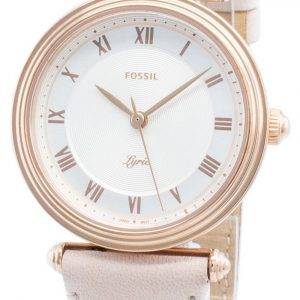 Fossil Lyric ES4707 Quartz Women's Watch