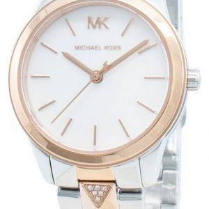 Michael Kors Runway Mercer MK6717 Diamond Accents Quartz Women's Watch