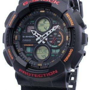 Casio G-Shock GA-140-1A4 Shock Resistance Quartz 200M Men's Watch
