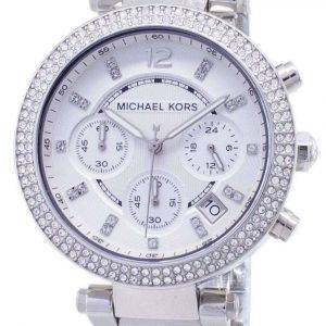 Michael Kors Parker Crystals Chronograph MK5353 Women's Watch