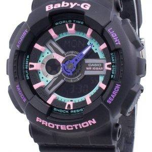 Casio BABY-G BA-110TH-1A Shock Resistant Quartz Women's Watch