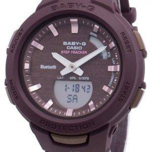Casio Baby-G Bluetooth BSA-B100AC-5A Step Tracker Women's Watch