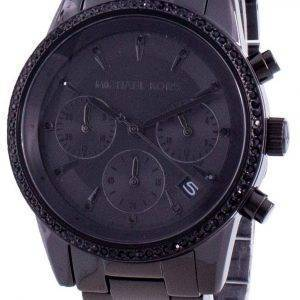 Michael Kors Ritz MK6725 Quartz Diamond Accents Women's Watch