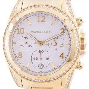 Michael Kors Blair MK6762 Quartz Diamond Accents Women's Watch