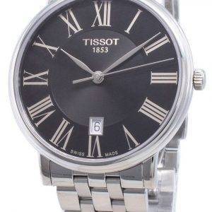 Tissot Carson Premium T122.410.11.053.00 T1224101105300 Quartz Men's Watch