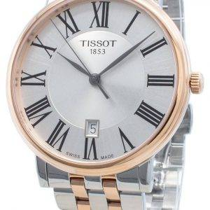Tissot Carson Premium T122.410.22.033.00 T1224102203300 Quartz Men's Watch