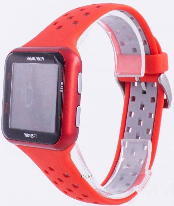 Armitron Sport 408417RED Quartz Unisex Watch