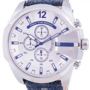 Diesel Mega Chief DZ4511 Quartz Chronograph Men's Watch