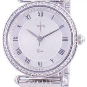 Fossil Lyric ES4712 Quartz Diamond Accents Women's Watch
