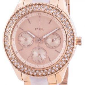 Fossil Stella ES4755 Quartz Diamond Accents Women's Watch
