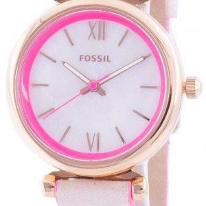Fossil Carlie Mini ES4833 Quartz Women's Watch