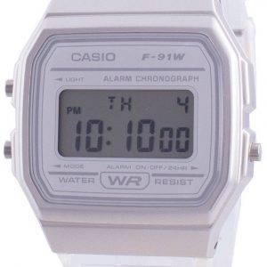 Casio Youth F-91WS-7 Quartz Women's Watch