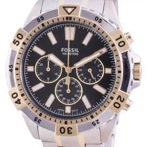 Fossil Garrett FS5622 Quartz Chronograph Men's Watch