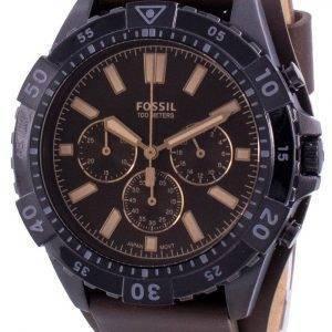 Fossil Garrett FS5626 Quartz Chronograph Men's Watch