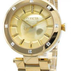 Invicta Angel 23728 Diamond Accents Quartz Women's Watch