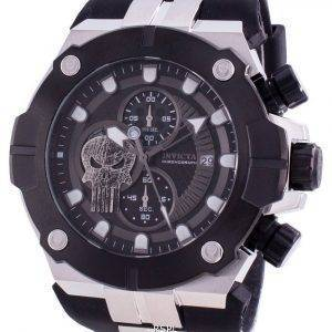 Invicta Marvel Punisher 30316 Quartz Chronograph Limited Edition 200M Men's Watch