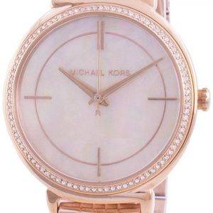 Michael Kors Cinthia MK3643 Quartz Diamond Accents Women's Watch