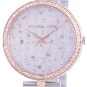 Michael Kors Maci MK4452 Quartz Diamond Accents Women's Watch