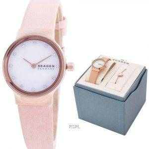 Skagen Freja SKW1113 Quartz Diamond Accents Women's Watch