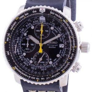 Seiko Pilot's Flight SNA411P1-VAR-LS15 Quartz Chronograph 200M Men's Watch